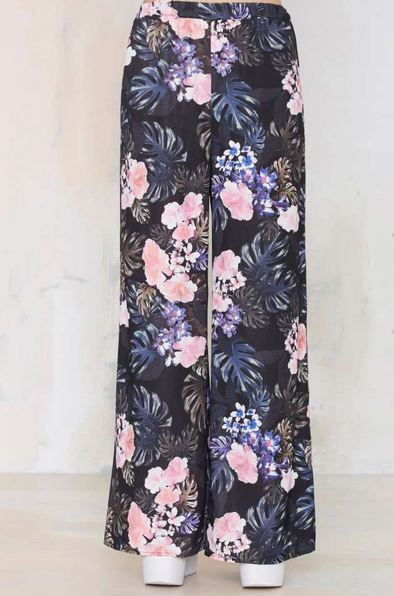 Nasty Gal The Fifth Fall in Love Palazzo Pants