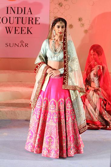 Designer: Anju Modi Image: Sagar Ahuja/Vogue