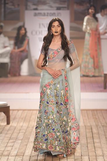 Designer: Monica Jaising Image: Sagar Ahuja/Vogue
