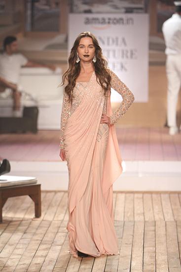 Designer: Monisha Jaising Image: Sagar Ahuja/Vogue